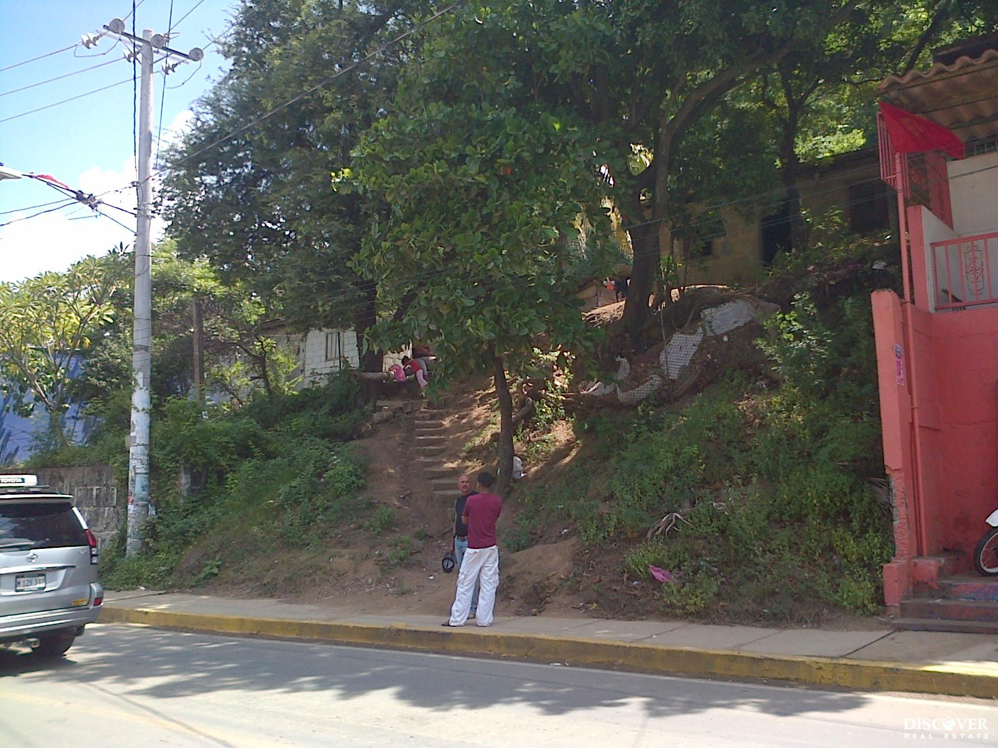 Lot in High Traffic Area in San Juan del Sur