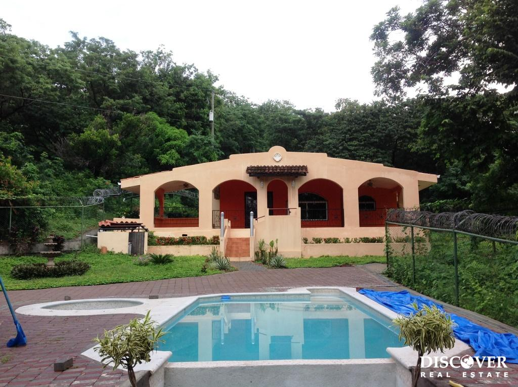 Hacienda Style Outdoor Living in San Juan del Sur