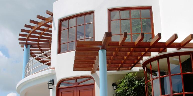 Casa El Faro Outside