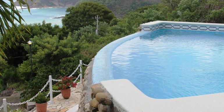 Casa El Faro Pool