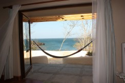 Ocean Front Privacy on a Seculed Beach