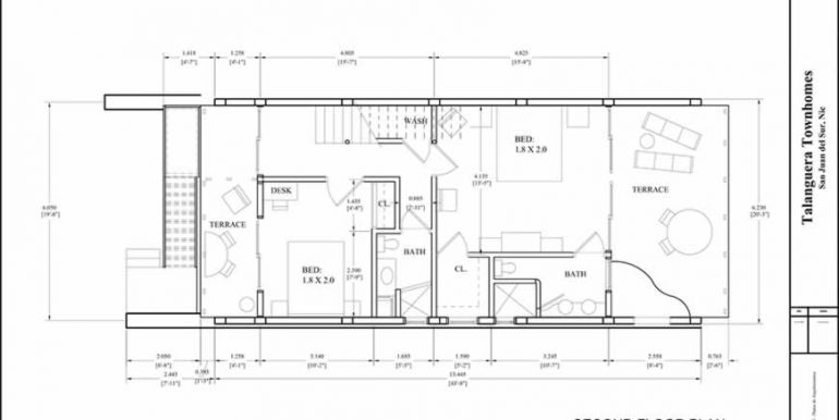 talanguera_townhomes_secondfloorplan