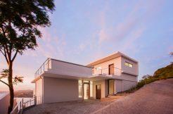 Modern Sky House