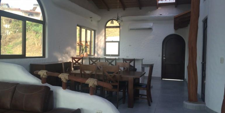 Villas de Pelican Dining Room