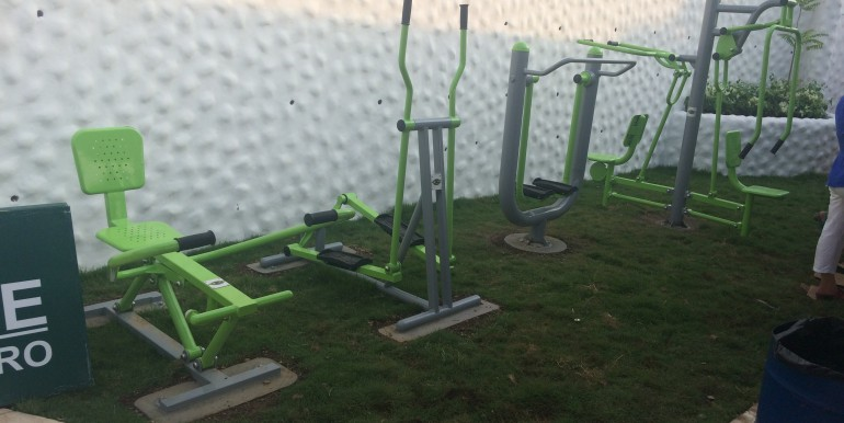 Villas de Pelican Outdoor Gym