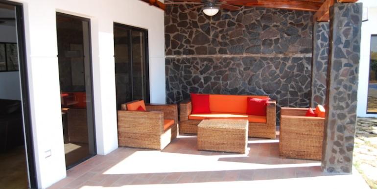 Casa Olimar Covered Patio