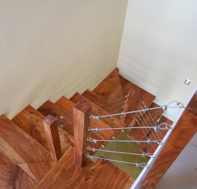 Casa Olimar Stairs