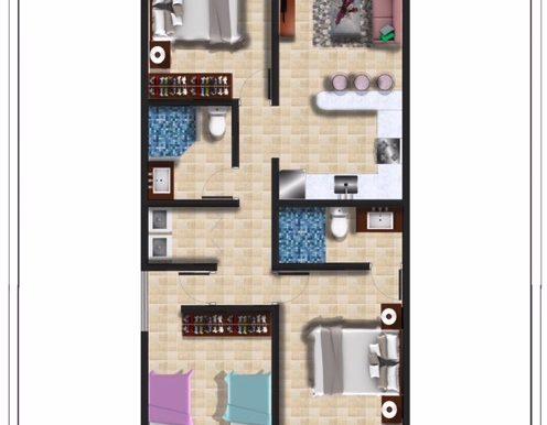 _5 - Three Bedroom Condo