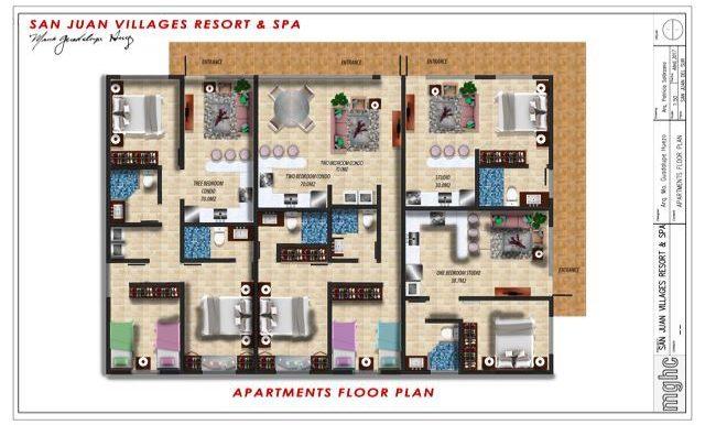 _8 - Apartments Floor Plan V2