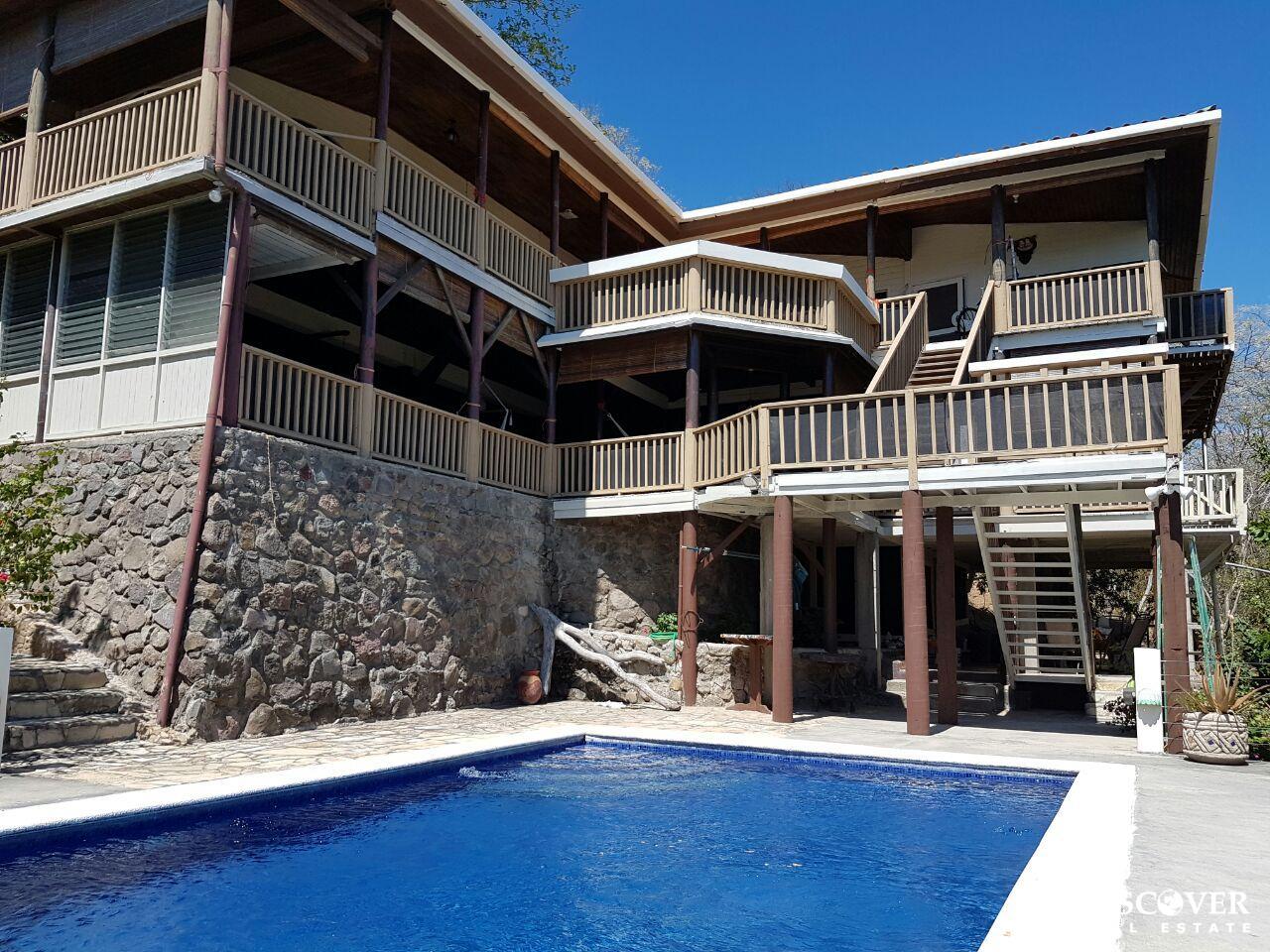 Casa el Coco in Parque Maritimo Playa El Coco