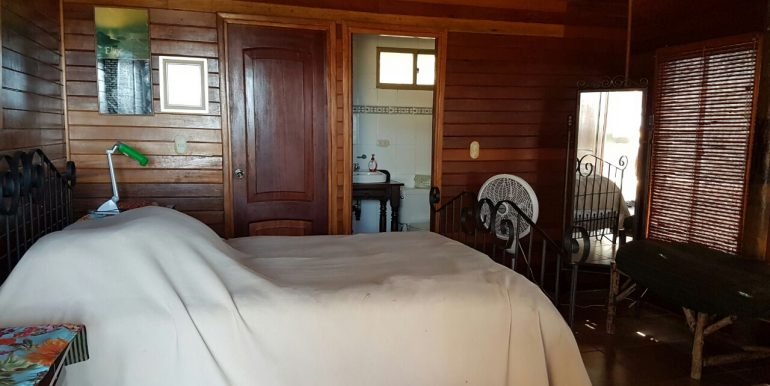 Casa el Coco Bedroom