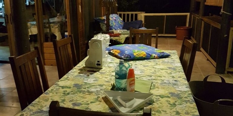 Casa el Coco Dining Area