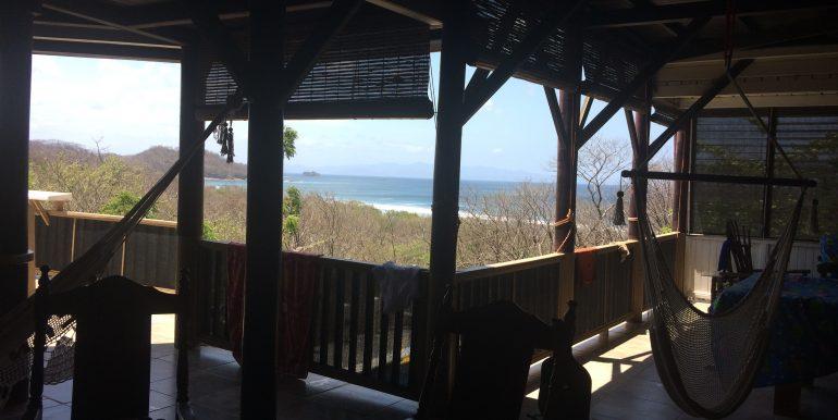 Casa el Coco Deck Area