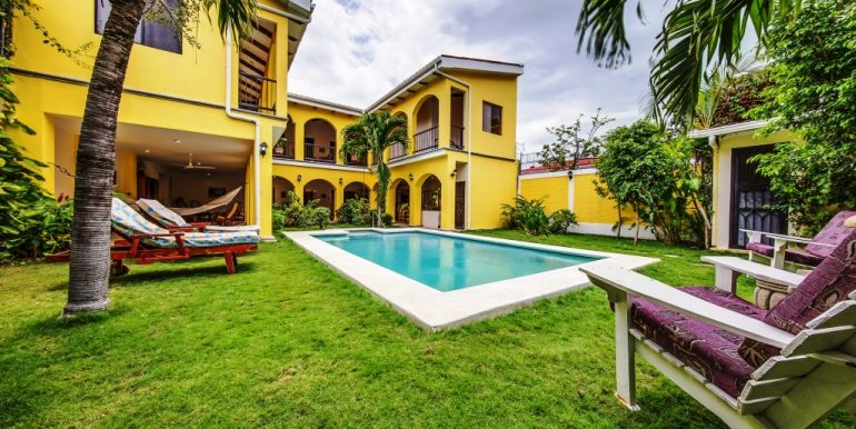 Las Palmas Elegant Colonial House