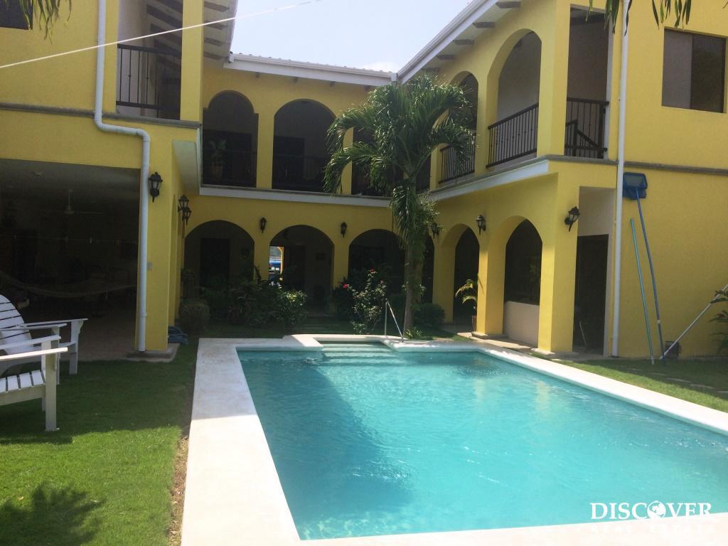 Las Palmas Elegant Colonial  House in San Juan del Sur