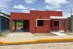 Villa San Juan House outside