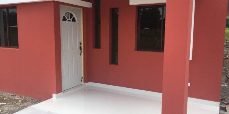 Villa San Juan Front Door