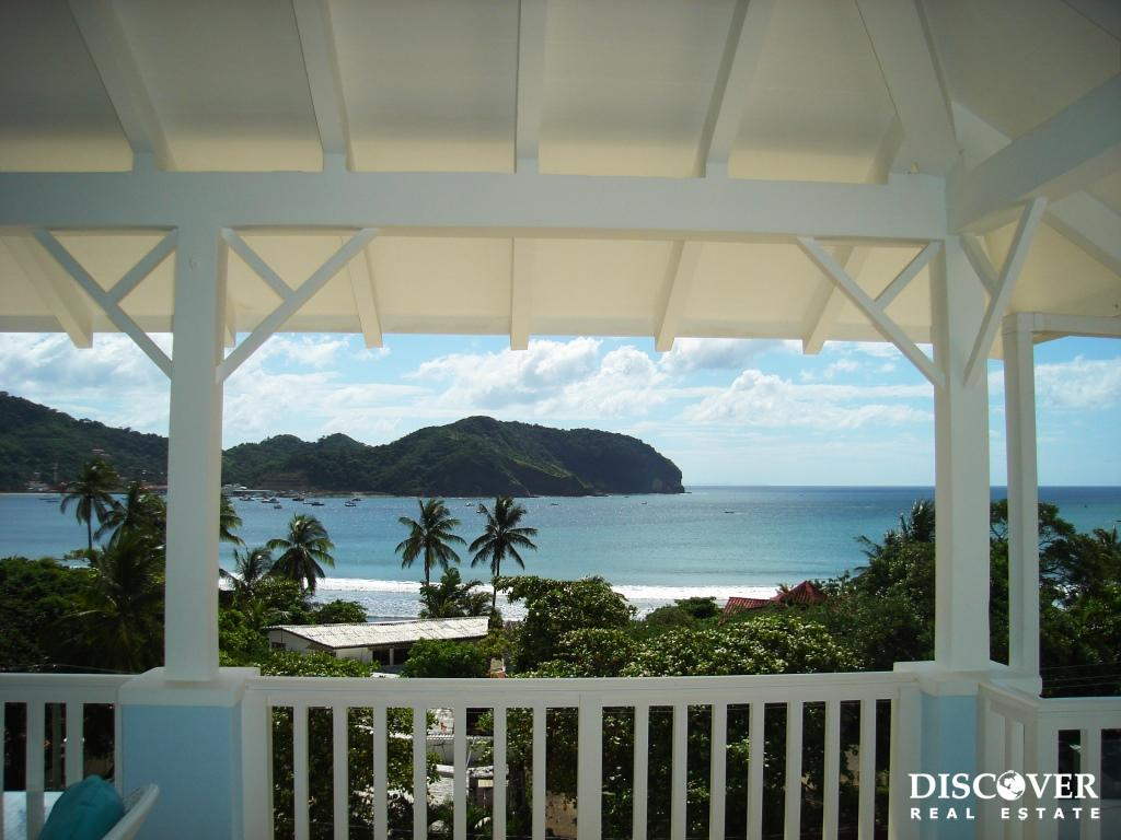 Commanding Views all the Way to Costa Rica and the Town of San Juan del Sur in La Talanguera