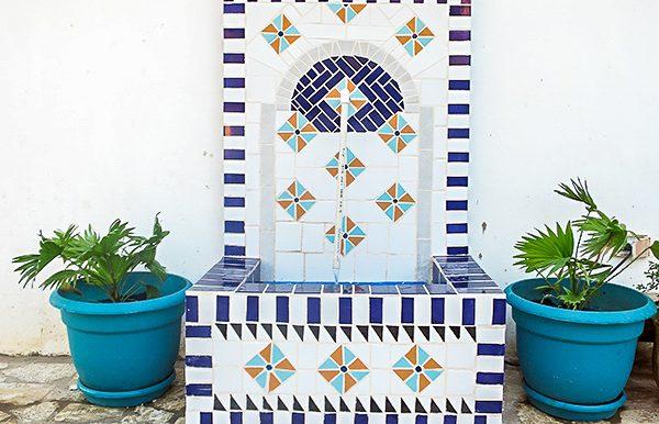 Casa Pluma Azul