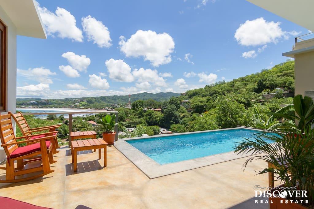 Casa Brisas – 3 Bedroom House for Rent in San Juan del Sur<span class=