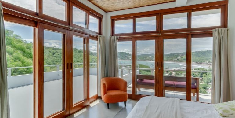 Casa Brisas Bedroom View