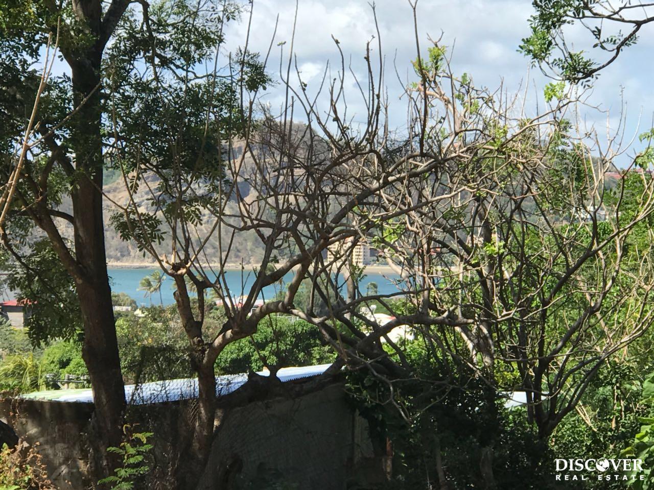 Ocean view lot in San Juan del Sur