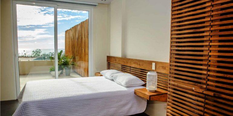 La Santa Maria Master Bedroom