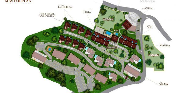 La Santa Maria Master Plan Phase I Completed