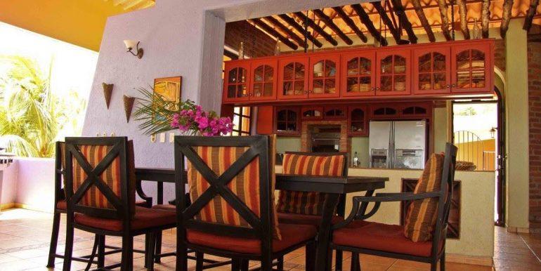 Casa Morada Dining Room
