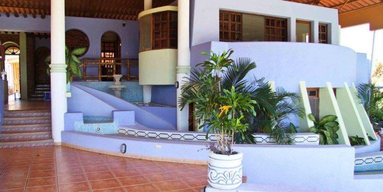 Casa Morada Entrance