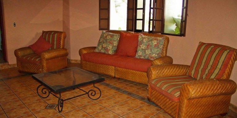 Casa Morada Living Room