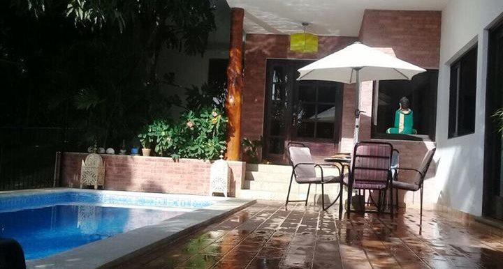 Casa Colibri Pool and Patio