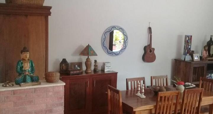 Casa Colibri Dining Area