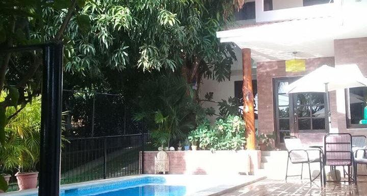 Casa Colibri Pool Area