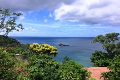 Casa Bella Vista view of the ocean