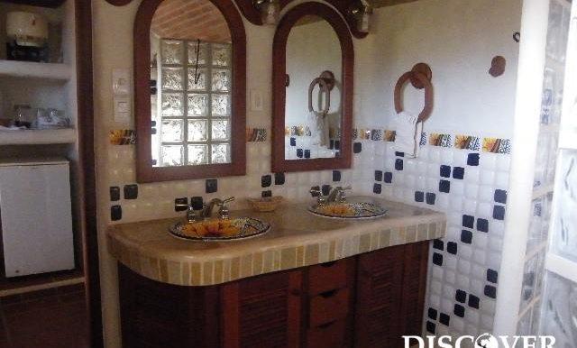guest-bathroom-with-mini-fridge