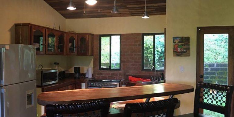 Casa Serenidad Kitchen