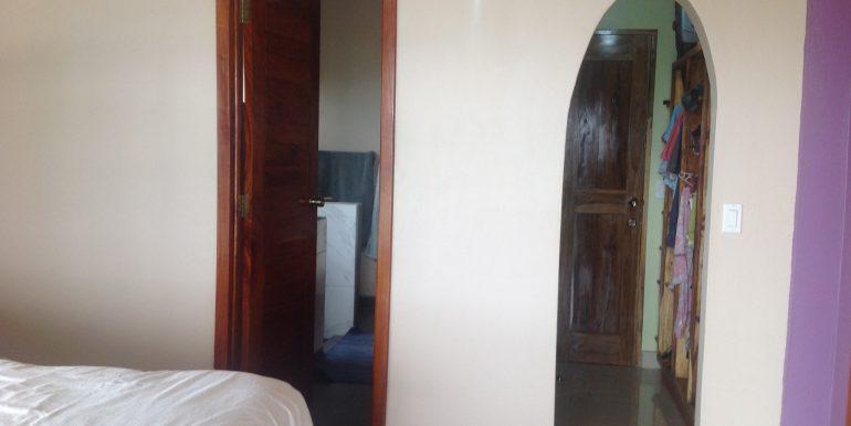 walk in closet-saferoom, master bath off of masterbed room