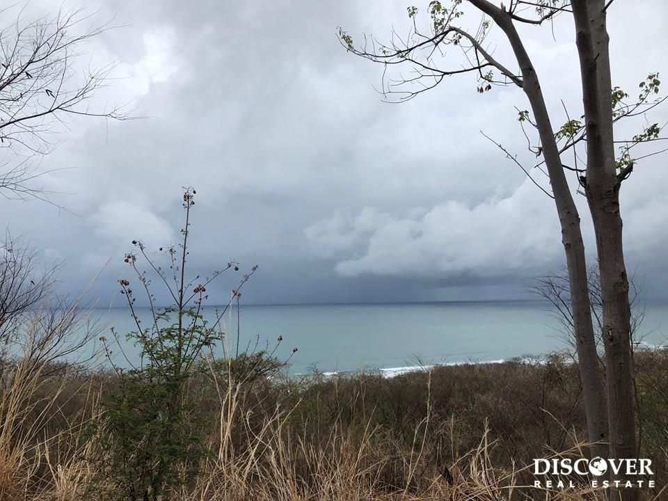 ¼ Acre Ocean View Lot 4B for Sale at Playa Yankee