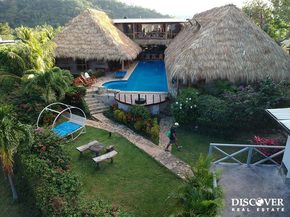 Casa de Olas Hostel, San Juan del Sur, Nicaragua