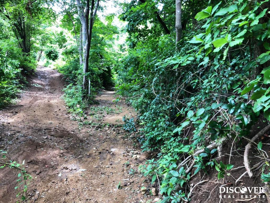 4 Acres in Las Delicias on the Road to Playa Coco
