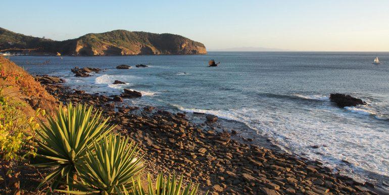 Casa Sacuanjoche Ocean Front Estate Beach