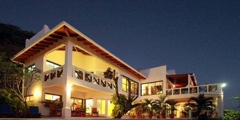 Casa Sacuanjoche Ocean Front Estate