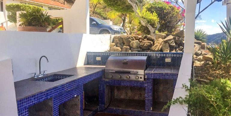 Casa Sacuanjoche Ocean Front Estate BBQ