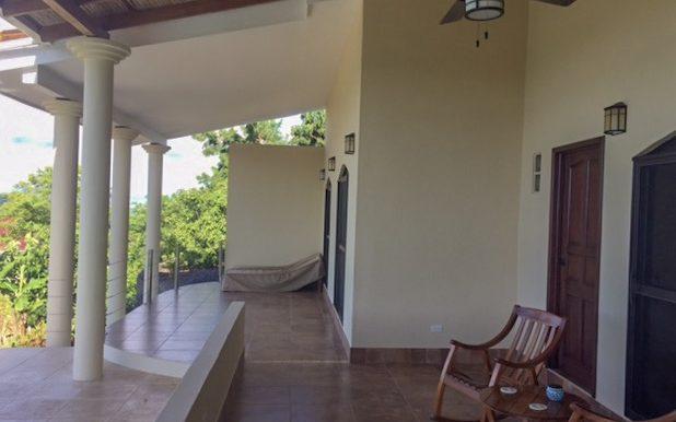 Casa Bacilon Balcony