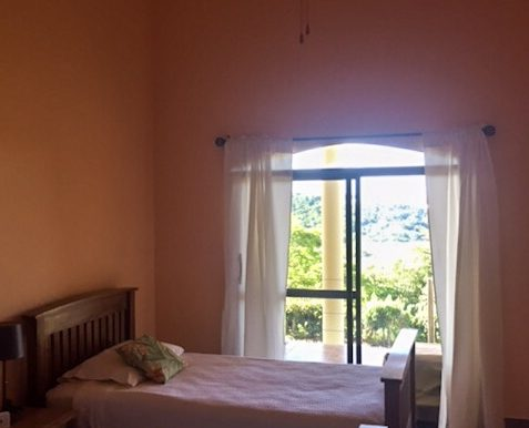 Casa Bacilon Bedroom