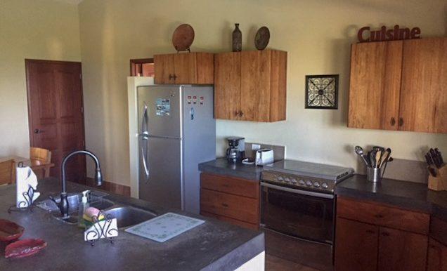 Casa Bacilon Kitchen
