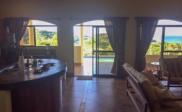 Casa Bacilon Kitchen & Living Room
