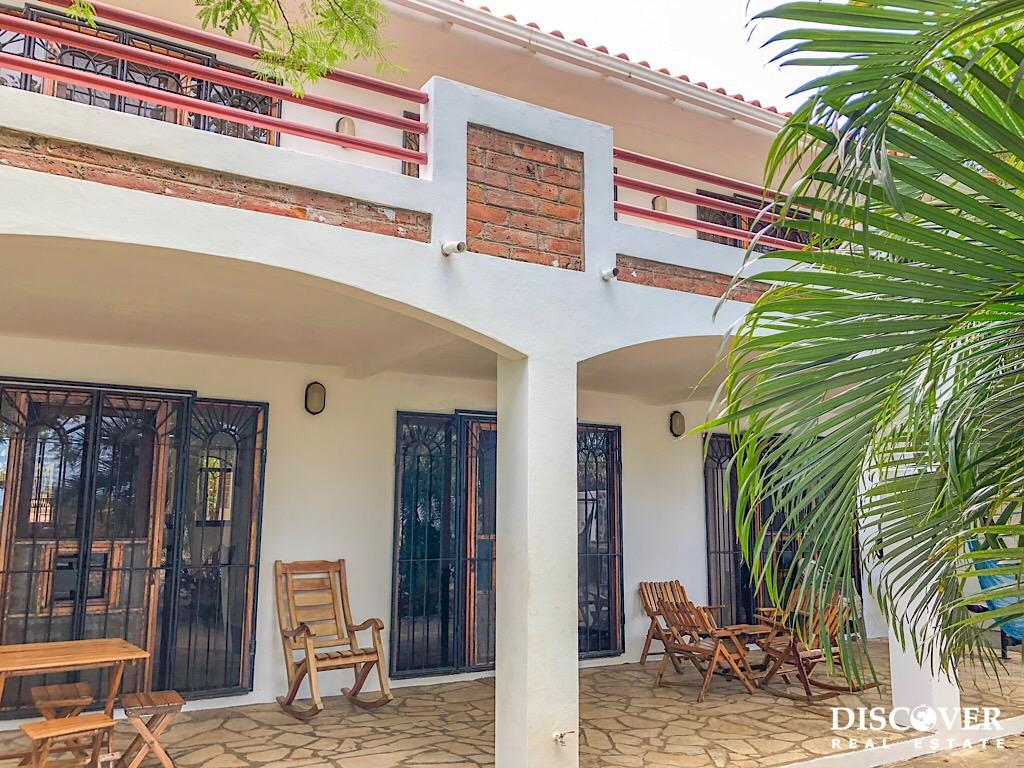 Casa del Sol – Beach House for Rent on Playa Marsella<span class=