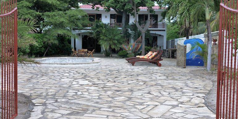 Casa Del Sol Pool Area
